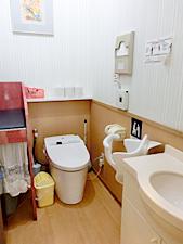 うえくさ小児科 トイレ